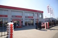 Открытие нового дилерского центра Case IH в Мелитополе